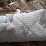 Конверт-одеяло на выписку. Фото 2.