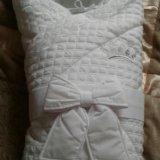 Конверт-одеяло на выписку. Фото 3.
