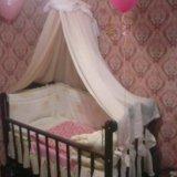 Детская кроватка. Фото 1. Чита.