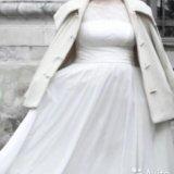 Свадебное платье большого размера. Фото 4. Москва.