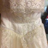 Продам свадебное платье. Фото 3. Саратов.
