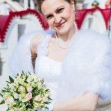 Свадебная накидка. Фото 3. Балашиха.