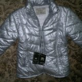 Куртка новая .размер 38-40. на подростка. Фото 1.