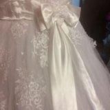 Продам свадебное платье. Фото 2. Саратов.