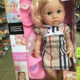 001.  кукла беби  борн. Фото 1.