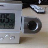 Часы с проектором. Фото 2. Ижевск.