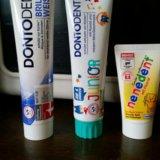 Зубная паста! из германии!. Фото 1.