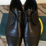 Классические чёрные туфли. Фото 1. Баксан.