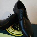 Классические чёрные туфли. Фото 2. Баксан.