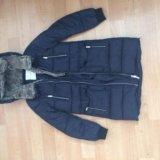 Пальто pull&bear. Фото 1.