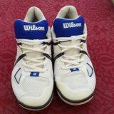 Кроссовки теннисные wilson. Фото 2.