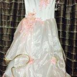 Платье для девочки нарядное. Фото 1.