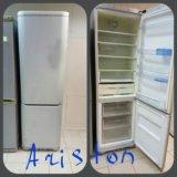 Холодильник ariston. Фото 1.