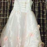 Платье для девочки нарядное. Фото 4.