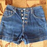 Шорты джинсовые. Фото 1. Первоуральск.
