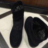 Сапоги ботинки. Фото 1. Москва.