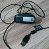 Веб-камера logitech c 170. Фото 1.