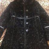 Пальто зимнее. Фото 4.