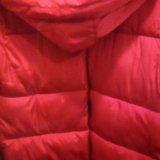 Куртка-парка зимняя 46-48. Фото 1.