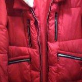 Куртка-парка зимняя 46-48. Фото 2.