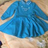 Платье для девочки. Фото 1. Чалтырь.