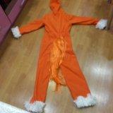 Костюм лисички, морковки. Фото 1.