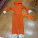 Костюм лисички, морковки. Фото 2.