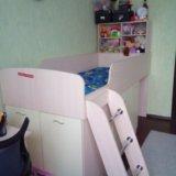 Кровать дюймовочка. Фото 1.