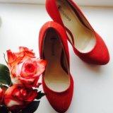 Красные туфли. Фото 4.