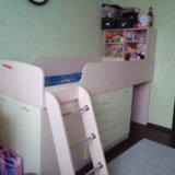 Кровать дюймовочка. Фото 2.