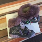Новыеботинки  известной фирмы babybotte. Фото 2.