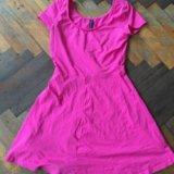 Розовое платье. Фото 1. Санкт-Петербург.