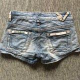Шорты джинсовые. Фото 2. Псков.