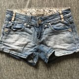Шорты джинсовые. Фото 1. Псков.