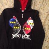 Толстовка ninjago. Фото 1.