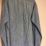 Ralph lauren мужская рубашка б/у размер m/l. Фото 2. Москва.