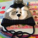 Зимняя шапка для мальчика. Фото 1. Москва.