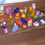Игрушки из киндеров. Фото 1. Сызрань.