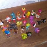Игрушки из киндеров. Фото 2.