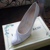 Свадебные туфли. Фото 3. Кашира.