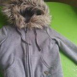 Классная куртка на девочку. Фото 1.