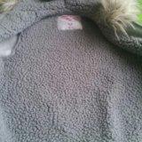 Классная куртка на девочку. Фото 3.