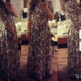 Платье в пол. Фото 2. Волжск.