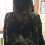 Мутоновая шуба. Фото 4. Омск.