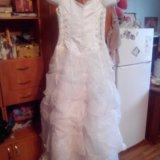Платье свадебное. Фото 2.