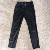 Кожаные брюки. Фото 1.