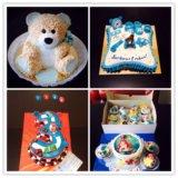Детские торты. Фото 3. Омск.