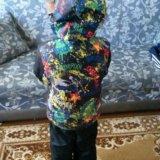 Детская куртка и штаны. Фото 1.