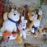 Пакет игрушек. цена за все. Фото 2. Санкт-Петербург.