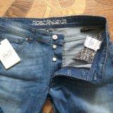 Новые!!!! мужские джинсы moscanueva 48р. Фото 1.